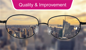 The Quality & Improvement Cycle