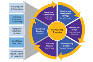 The Planning Cycle: implementing strategy & budget planning