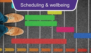 Box Set: Scheduling & Wellbeing